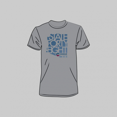 State Forty Eight Cause Shirt