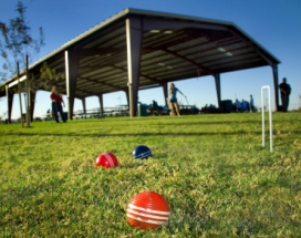 Bocce Ball Coming to Tumbleweed Park