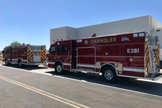 Chandler Fire Trucks