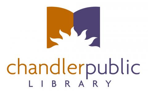 Chandler Public Library logo