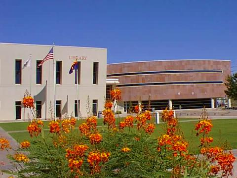 Downtown Chandler Library
