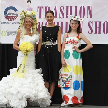 Trashion Fashion Show Winners for 2016