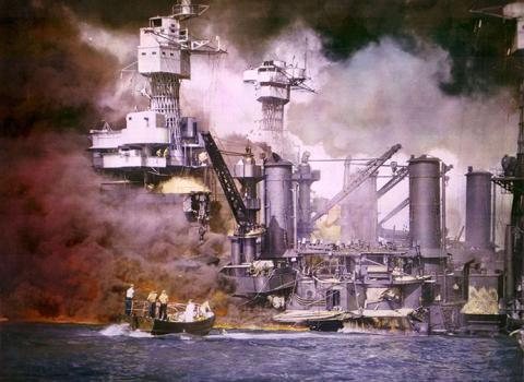 What questions can I use to do research on Pearl Harbor? - Quora
