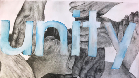 Artwork from 2019 competition - Ashley H from Perry High School-2nd place winner