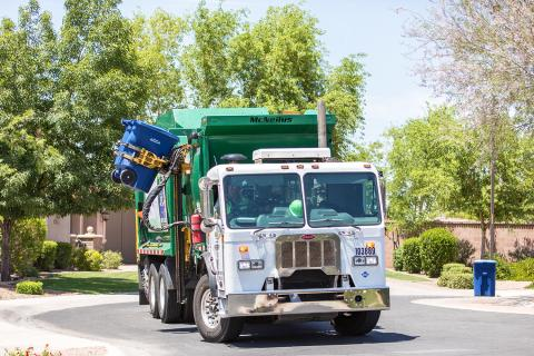 Chandler Trash and Recycling