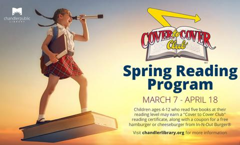 Spring Reading Program at the Library
