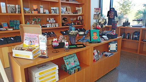 New Chandler Museum Store