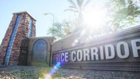 Price Corridor Monument Sign
