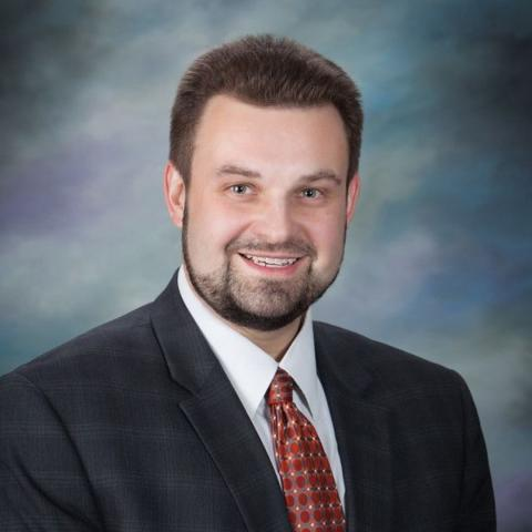 Josh Wright, acting city manager