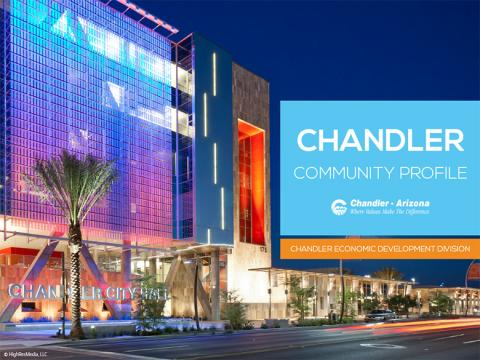 Data & Maps | Economic Development | City of Chandler