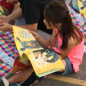 The Chandler Public Housing Youth Program and the Chandler Public Library offers a variety of reading and literacy activities