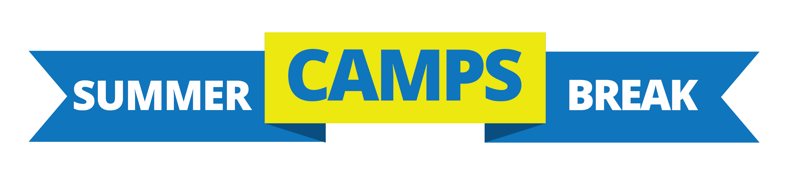Youth Camps Summer Banner